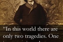 Oscar Wilde deserves own board
