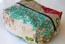 Sew Bags and Pouches