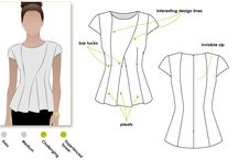 Top sewing patterns