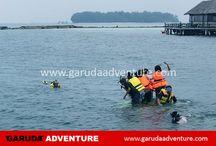 Pulau Pelangi / KegiatanOutbound di Pulau Pelangi kepulauan seribu Jakarta, hubungi  Phone 1 : 0877-7349-0007, 0812-1925-242 - http://www.garudaadventure.com