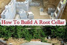 bunker root cellar