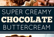 All things CHOCOLATE / Treats and meals with chocolate