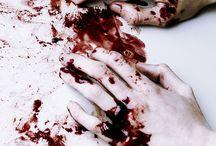Руки / А так же кровь, вены, шрамы и т.д.