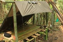 cabins/shelters