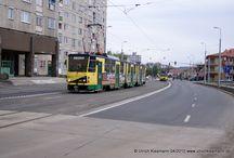 Miskolc Városi Közlekedési Zrt. - Tatra KT8D5 / Sie sehen hier eine Auswahl meiner Fotos, mehr davon finden Sie auf meiner Internetseite www.europa-fotografiert.de.