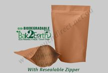BIODEGRADABLE BAGS / BIODEGRADABLE BAGS. Pouch Direct Pty Ltd - Offer excellent quality Biodegradable Bags Please Click Link http://www.pouchdirect.net.au/biodegradable-bags.html Below To Shop by Size 1.Biodegradable Stand up Pouches With Zipper 2.Biodegradable Coffee Bags with Zipper And Valve