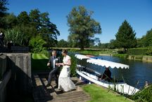 Weddings / If you're looking for the perfect wedding venue, then make sure you visit Milsom Hotels & Restaurants. From the stunning marquee in the grounds of Le Talbooth to the fun and relaxed setting of The Pier, we have some wonderful locations for you to choose from.