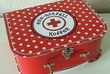 Notfall-Koffer