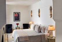 Riad Adore  / A 10-bedroom riad located in the Dar El Bacha district of the Marrakech medina. Perfect for honeymoons, weddings, photo shoots and exclusive parties.