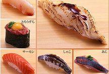 Sushi Lover / How-to-Sammlung und alles über Sushi und die Liebe zu rohen Fisch