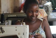 Meet the tailors / We are happy to give you a look in our workshop @Dar es Salaam #Tanzania