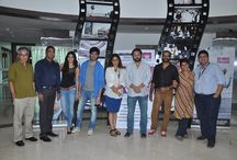 WWI Masterclass with the team of TV Series Yudh / WWI Masterclass with the team of TV Series Yudh was the first of it's kind, where WWI Students got to understand the operational nuances of a television programme. At this session, students got valuable insight and information on the ways how Television production works and how it differs from a film production.