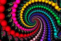 Fractals / Beautiful colours and forms