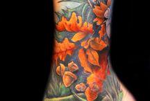 tattoo natura