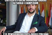 Matteo Salvini....