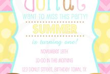 {PARTY} Donuts