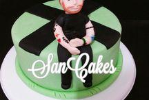 Ed Sheeran / Cakes Ed Sheeran