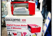 Riso Giccopro100 / Digital Screen Printer  http://www.multisys.me/
