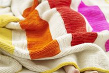 Knit Blankets / by Cindra Tee