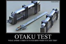 Otaku Tests ò_ó