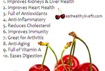 Healthy Fruits & Food Benefits