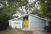 Curb Appeal / Front of the house, courtyard, fence. / by Melissa Miranda