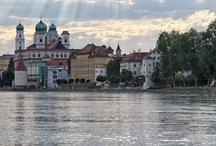 Passau / #Passau #Dreiflüssestadt #Ortspitze #Inn #Donau #Ilz