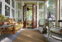 Peaceful Porches & Patios