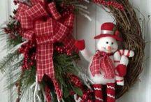 guirlandas de natal decoradas