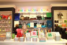Monogram Store Visual Merchandising Concepts