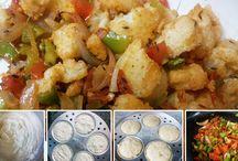 Quick Recipe - Instant Meal – Masala Rawa/Sooji Idli