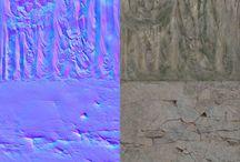 Channels Textures