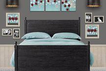 Bedroom Color Schemes / Color scheme ideas for decorating a bedroom