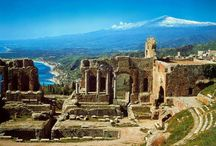 Sicily - Archeology / Archaeology in Sicily / by Sicily Guide