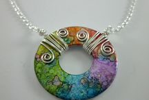 alcohol ink jewellery