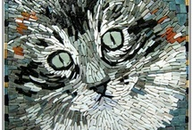 Mosaic cats and anything else with cats
