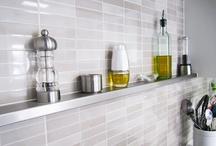 Kitchen Backsplash Project / by Emily Kallos