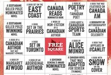 "Reading Bingo 2015 / We're bringing our ""EH"" game and hosting a 2015 Reading Bingo Challenge. Have you been itching to read a Margaret Atwood title? What about finally picking up a Scotiabank Giller Prize winning novel? Whatever your #CanLit desire, it's available in this handy/printable Reading Bingo Card. You can approach the Reading Bingo card however you like: beginners, start by getting one line; if you're more advanced, try the whole outside box on the card; experts, fill in the whole card! #ReadingBingo / by Random House of Canada"