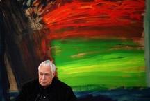 Howard Hodgkin. / Paintings.