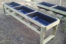 stand for raised beds