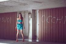 I Suoi Occhi / Photographer: Stefano Fabbri Stylist: Antonio Pasolini Model: Elena Boumagina