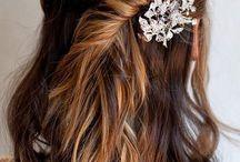 My hair style / Coiffure tuto