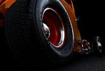 Cars-Hot Rod