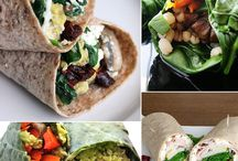 Recettes lunch