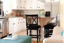 Kitchen ideas / by Lauren (Black) Wight