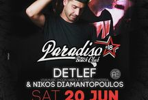 paradiso beach club 20 jun