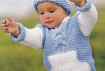 kötött gyerek ruhák
