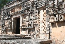 Arqueología en México / Archaeological Sites in Mexico