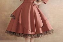 Tea dresses