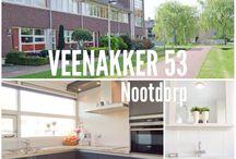 Veenakker 53 - Nootdorp / 5 kmr woning, tuin op het zuiden en nieuwe keuken en badkamer